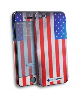 DuraMatte American Flag