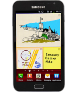 Samsung Galaxy Note (European)