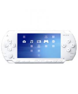 Sony PSP White PSP-2000/PSP-3000