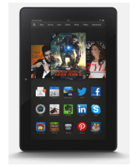 Amazon Kindle Fire HDX 7""