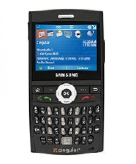 Samsung Blackjack i607