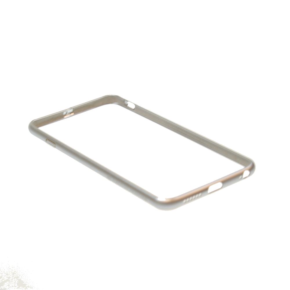 Silver Bumper Armor Defender - Samsung Galaxy Note 4